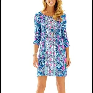 Lilly Pulitzer Linden Sea Jewels Dress Cute!